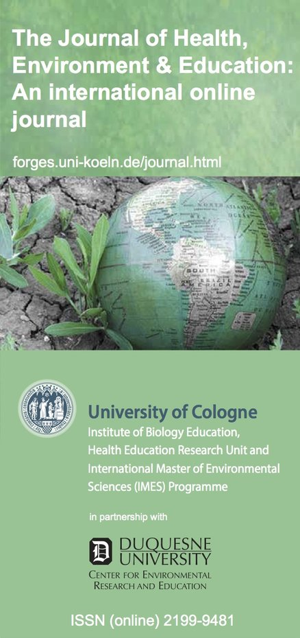 The Journal of Health, Environment and Education